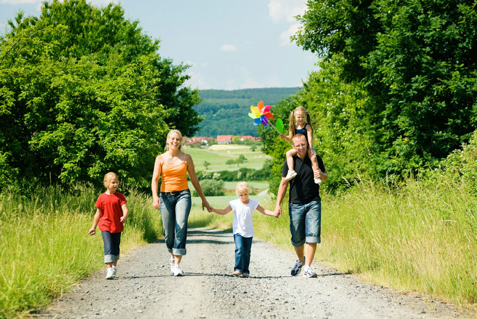 family activities and exercise helps reduce aggressive child behavior