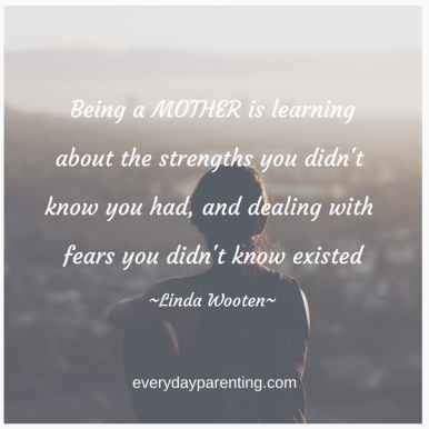 Ten Inspiring Quotes About Moms